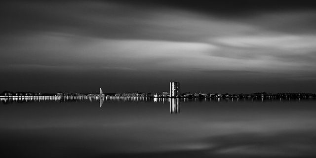 Nocturne I by Joel Tjintjelaar, via Flickr