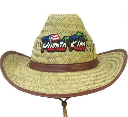 bc45af83045ec9 Puertorico puerto rico straw hat   Hats   Hats, Cowboy hats, How to wear