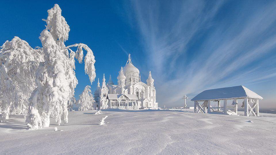 #Russia #OrthodoxChurch Белогорский Свято-Николаевский ...