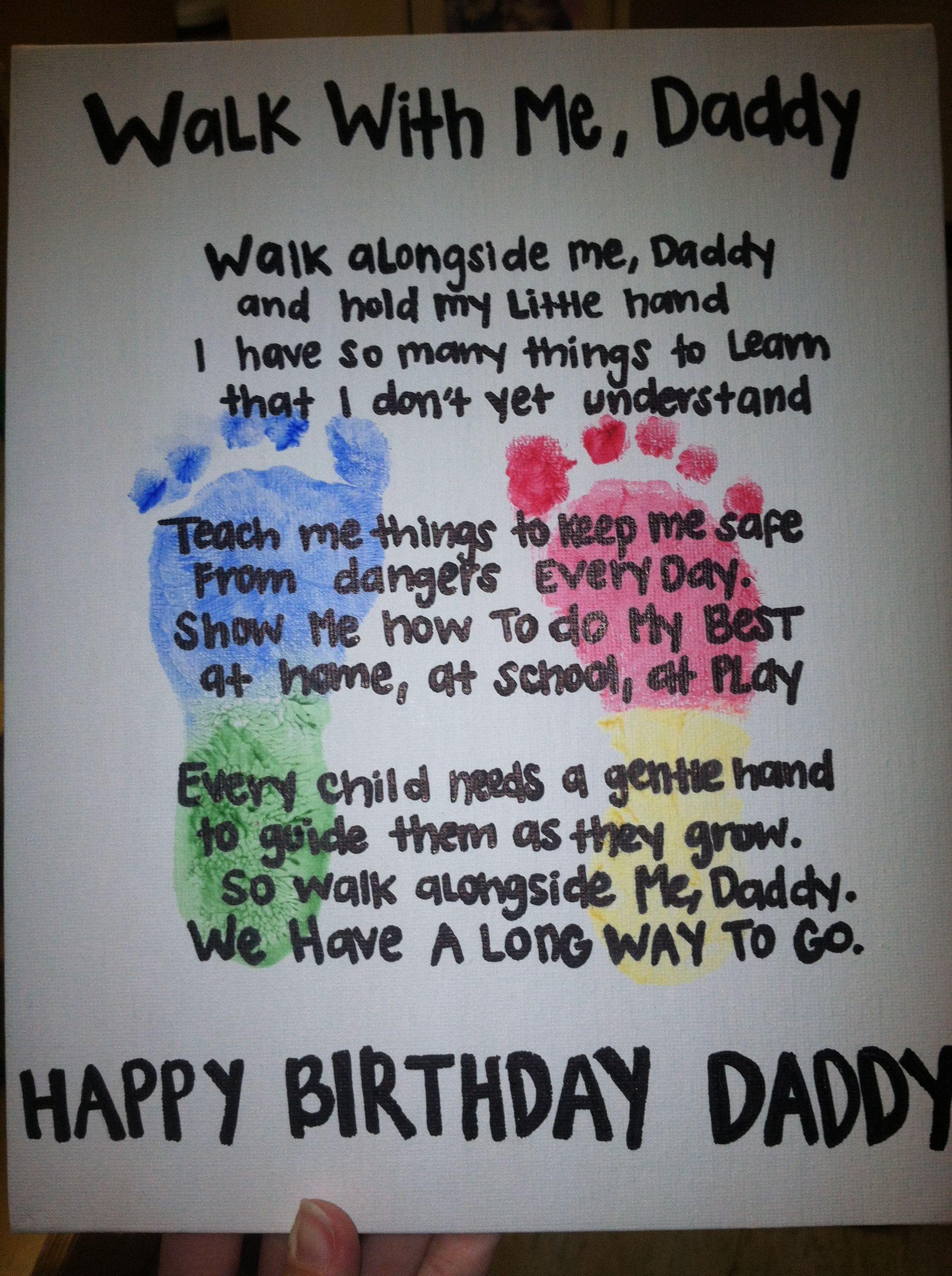 Dana Kendrick Cute Birthday Card Idea Dad Birthday Card Happy Birthday Daddy Daddy Birthday Gifts