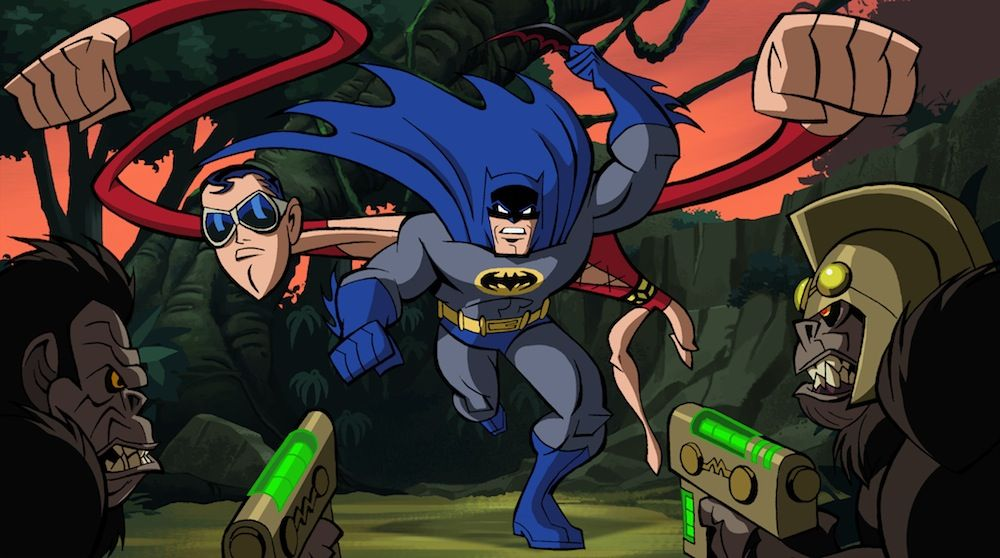 The 10 Best Batman Brave And The Bold Episodes With Images