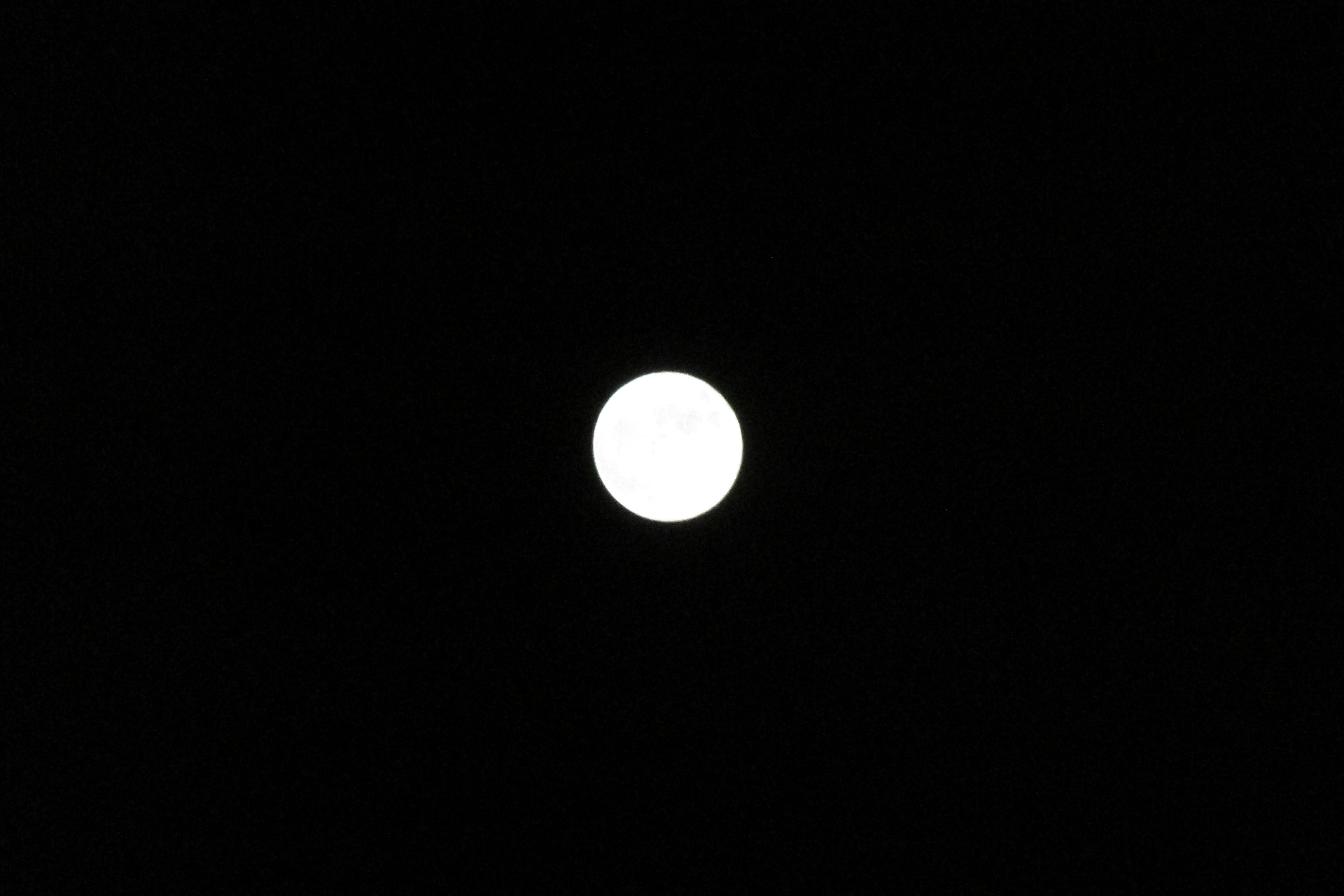 Luna Llena 17 de noviembre de 2013.