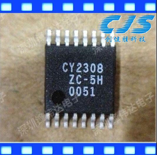 100% originale CY2308ZC-5HT CY2308 CY2308ZC tssop16 #Affiliate