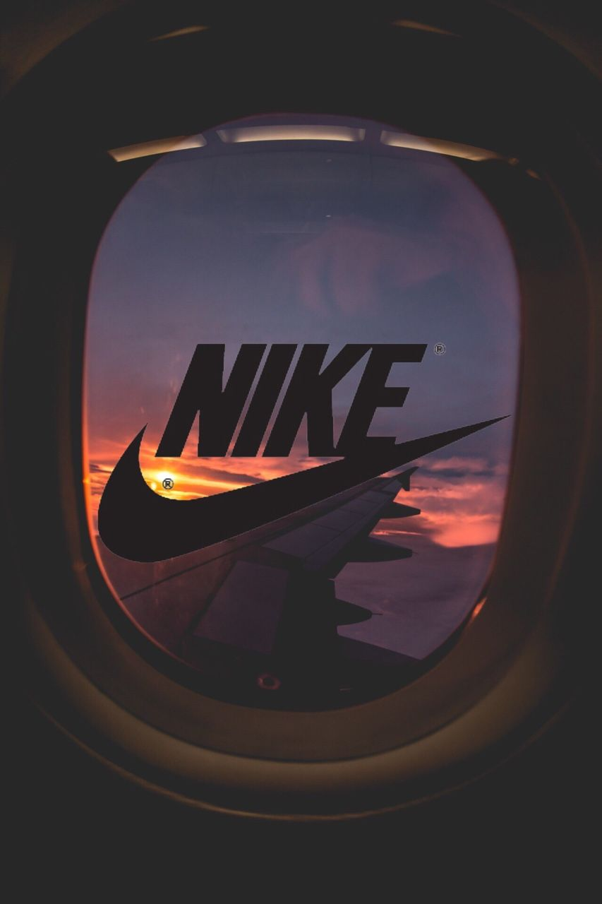 Iphone Backgrounds Wallpaper Wallpapers Simple Nike Logo Screen Mobile Quotes
