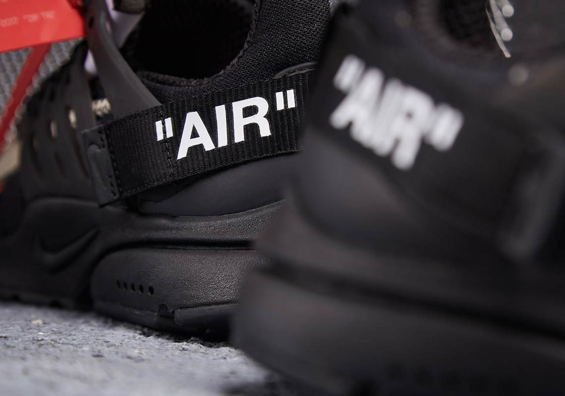 30036d4086f12 Where To Buy Off White Nike Presto Black AA3830-002 | SneakerNews.com