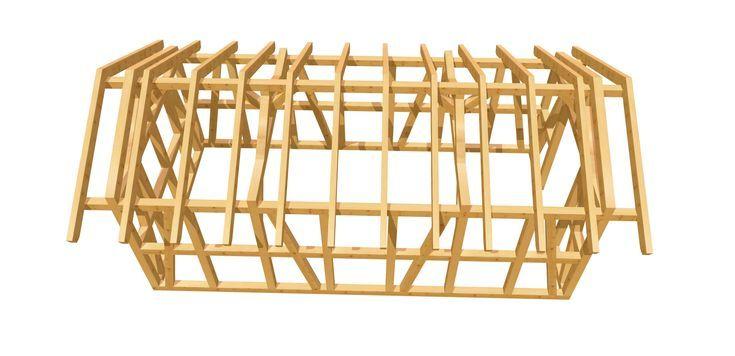 Gartenhaus günstig selber bauen (mit Bildern) Holz