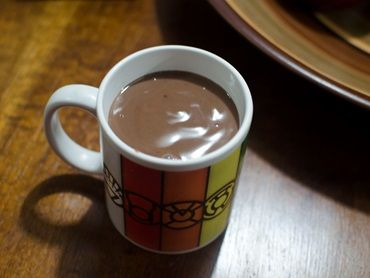 Receita de Chocolate quente cremoso e fácil - Tudo Gostoso