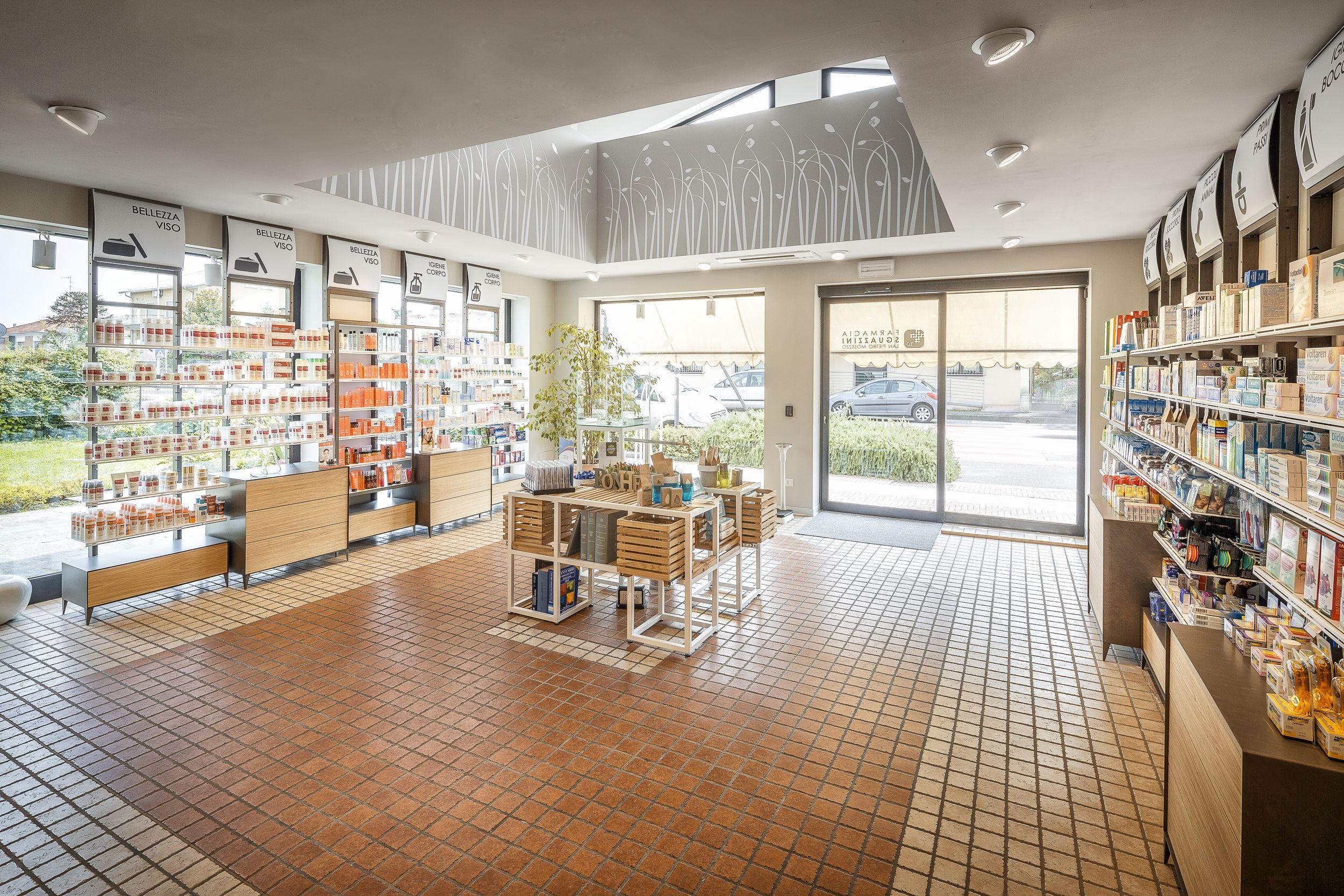 Pharmacy Design | Retail Design | Store Design | Pharmacy Shelving | Pharmacy Furniture | Farmacia 3.0