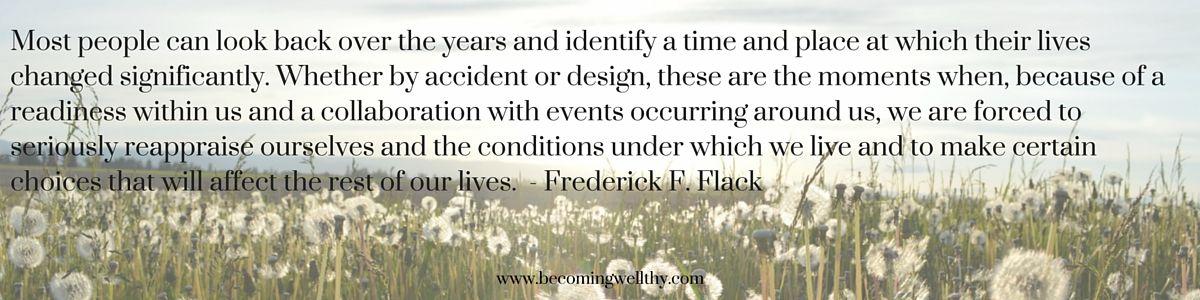 Frederick Flack Quote