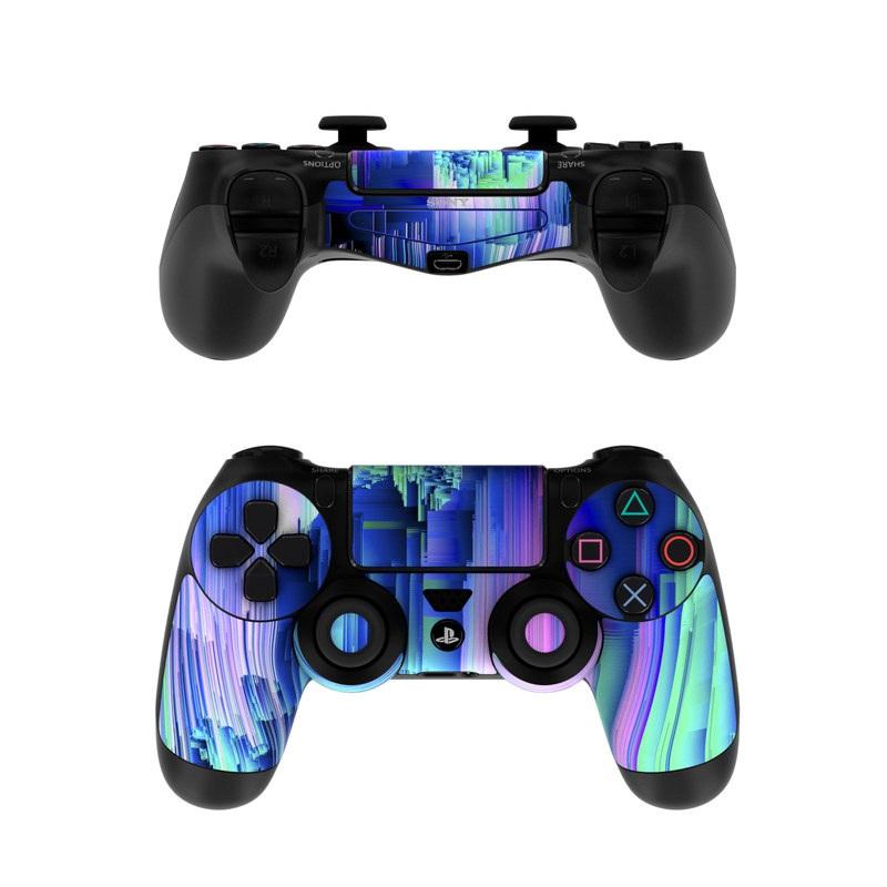 Sony Ps4 Controller Skin Glitch Trip Ps4 Controller Skin Ps4 Controller Star Wars Ps4