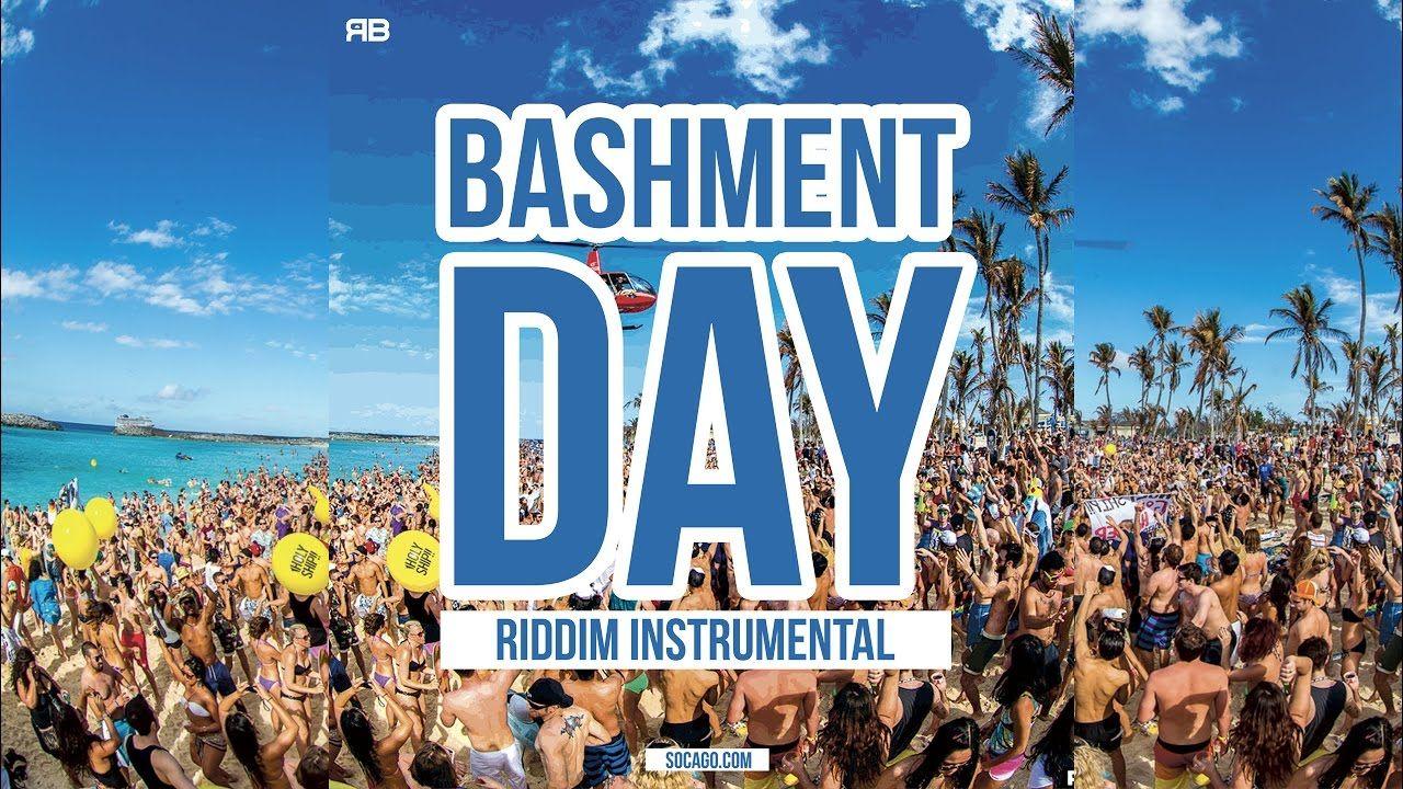 Bashment Day Riddim Instrumental