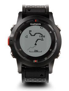 Garmin Fenix hiking watch connects your outdoor adventures!