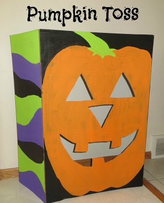 Astounding For What Its Worth Or Not Diy Pumpkin Bean Bag Toss Onthecornerstone Fun Painted Chair Ideas Images Onthecornerstoneorg