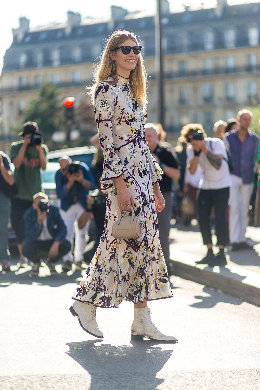 The best street style at paris fashion week fashion weeks street