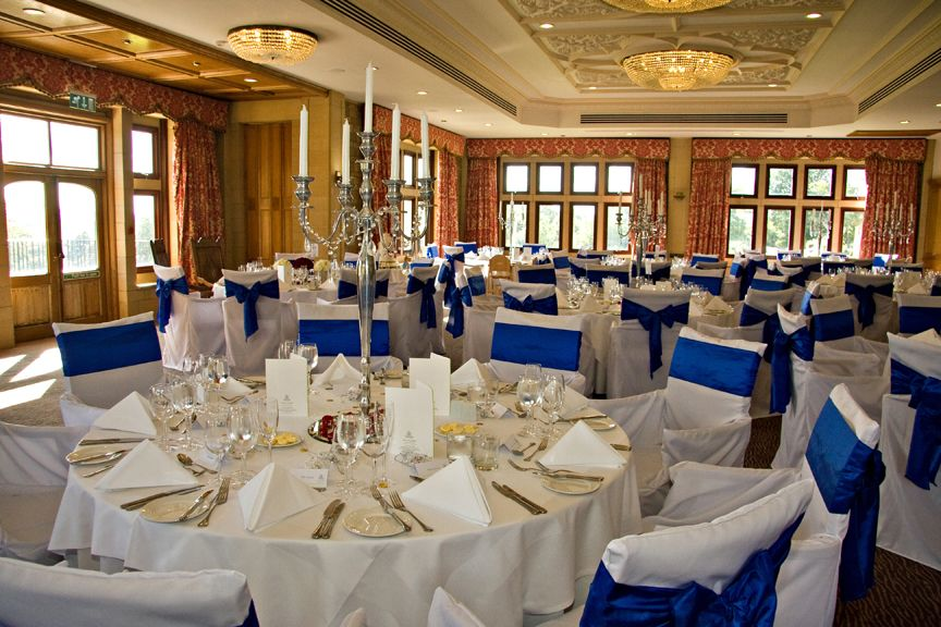 chair covers gladstone tufted wing the suite at south lodge hotel wedding reception chairs dressed with elegant bespoke linen arms style for a stylish