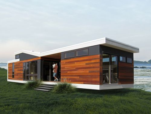 miniHome Prefab Homes in 2020 | Small house design, Modern ...