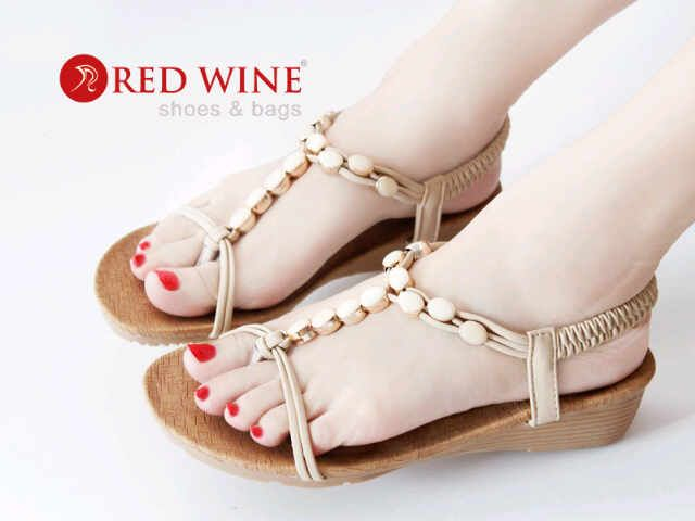 Kode Be88 72 Warna Black Cream Pink Size 36 43 Tinggi 5cm