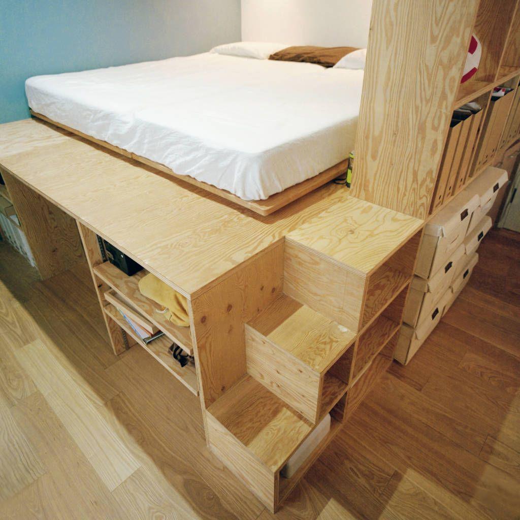 15 muebles funcionales que toda casa pequeña necesita | Arce, Casas ...