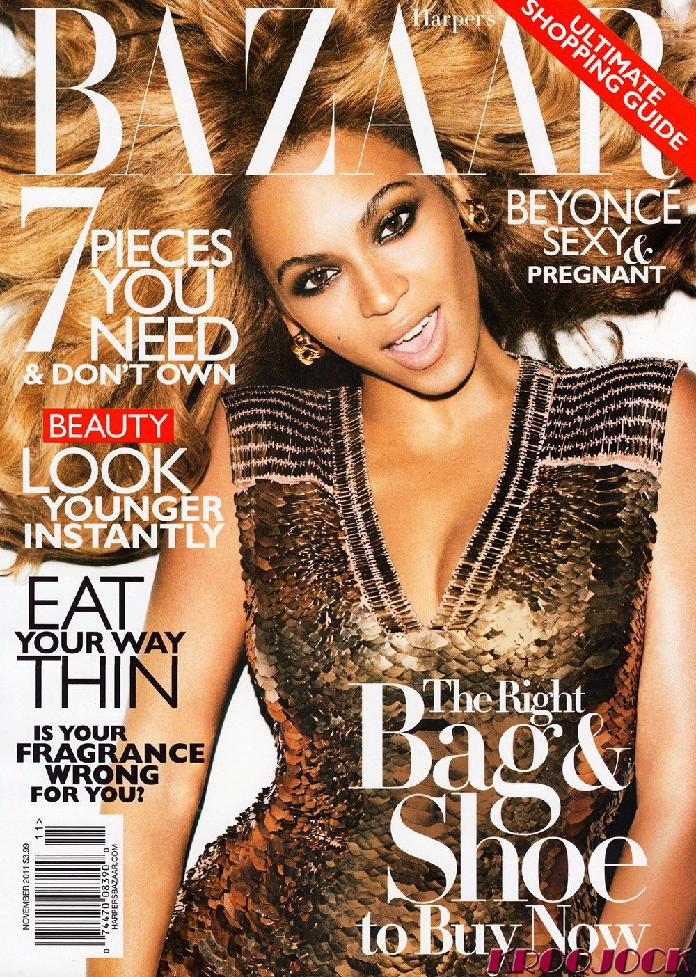Harper Bazzar's #Fashion Magazine