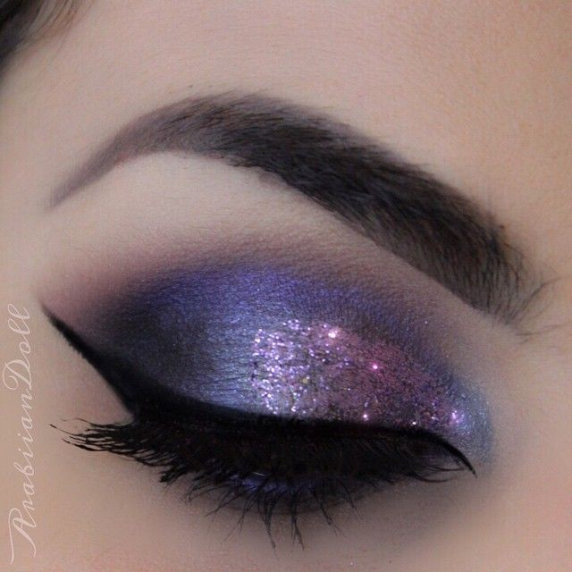 An Out of this World, Galaxy themed | Makeup, Make up and Beauty