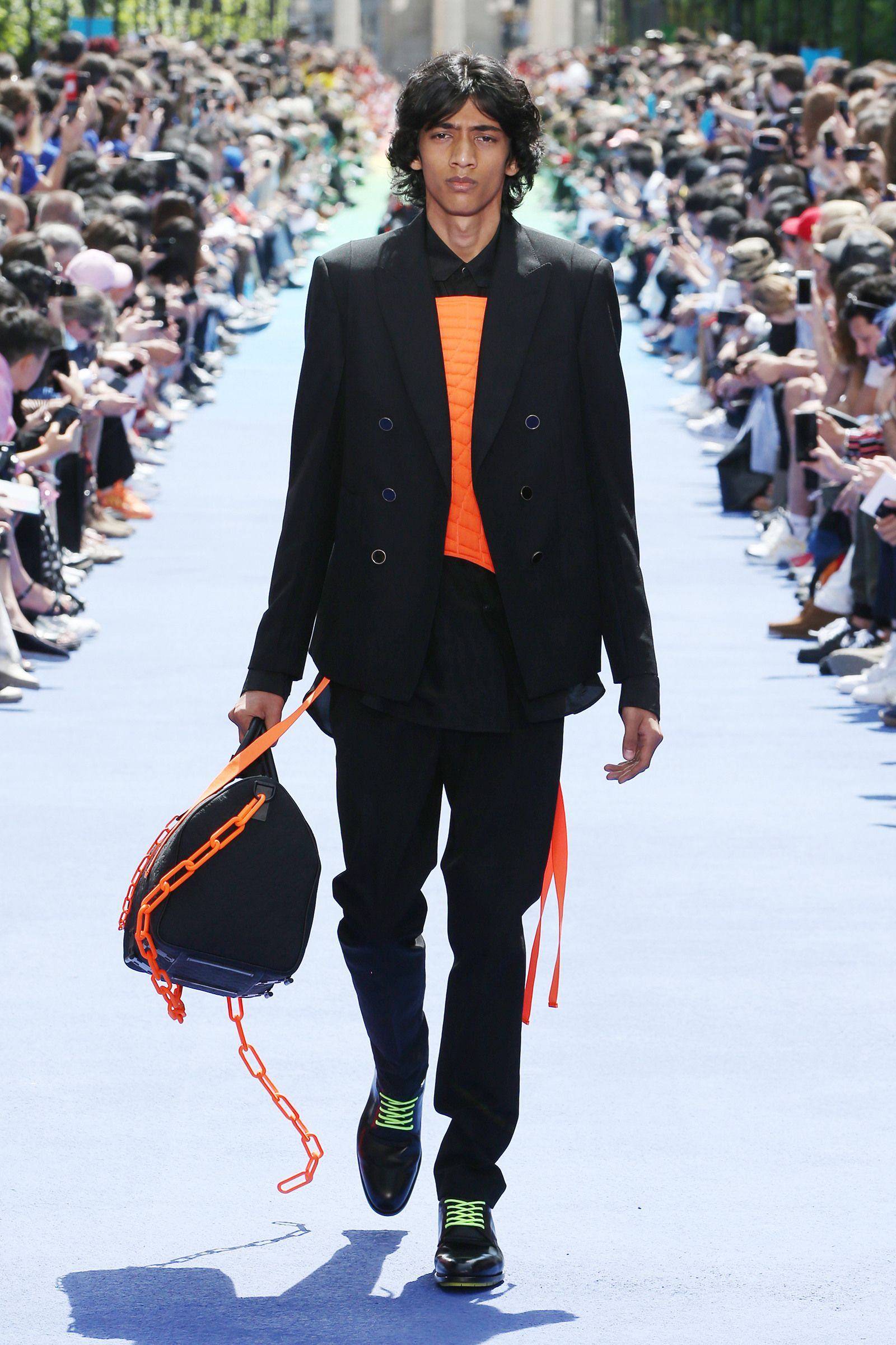 064aa8727883 A look from the Louis Vuitton Men s Spring-Summer 2019 Collection ...