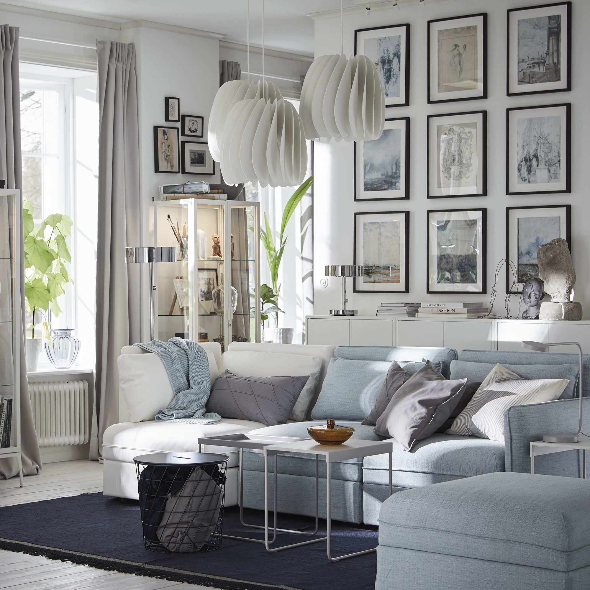 Ikea Living Room, Ikea Living Room Ideas