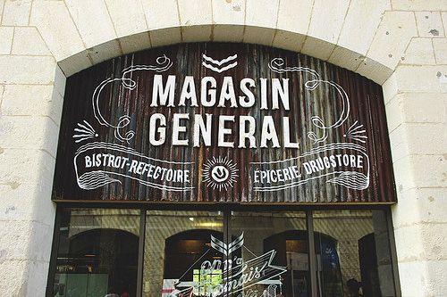 Espace darwin magasin général