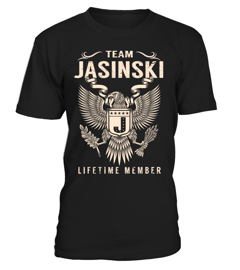 Team JASINSKI Lifetime Member