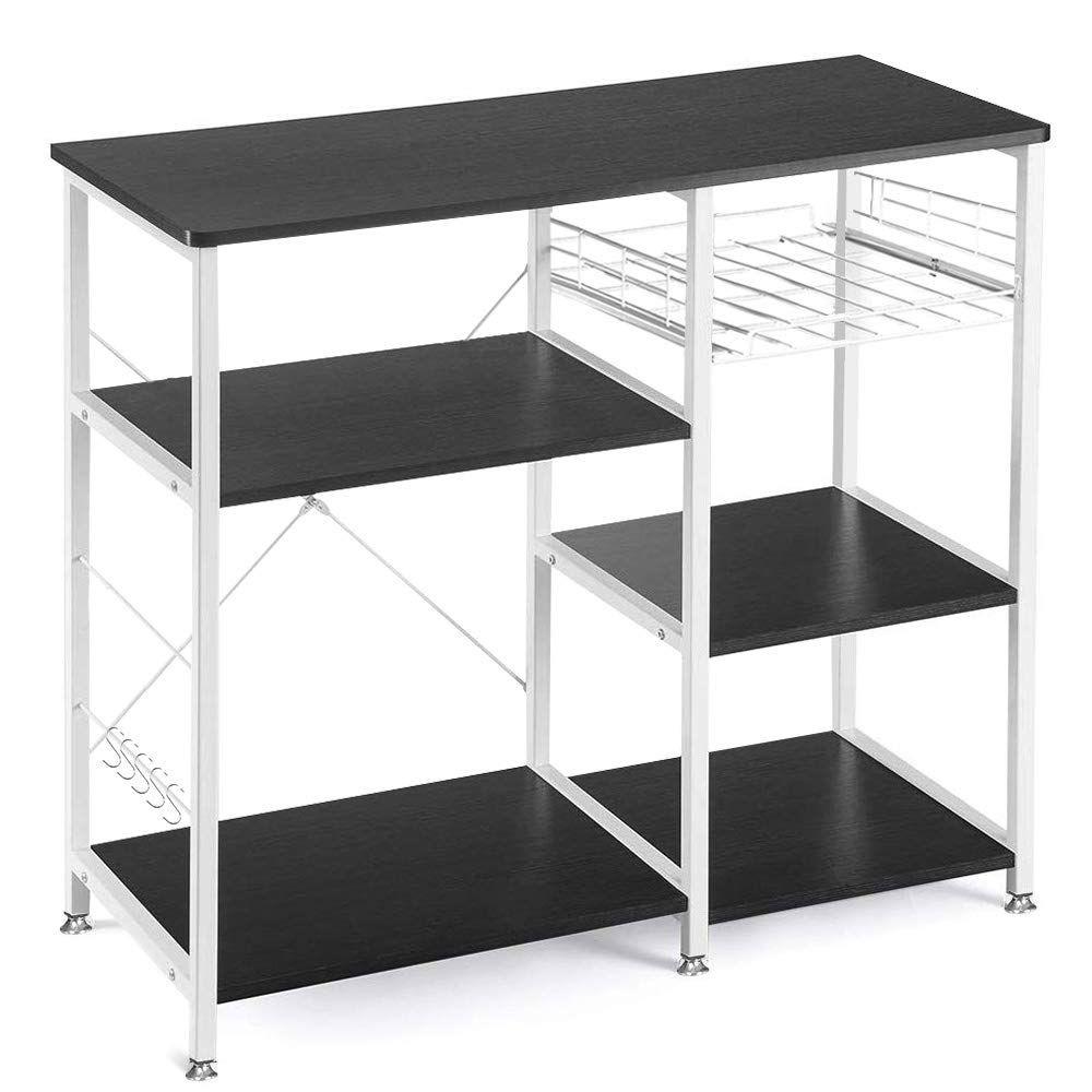 Vanspace Kitchen Baker S Rack Utility Storage Shelf Metal