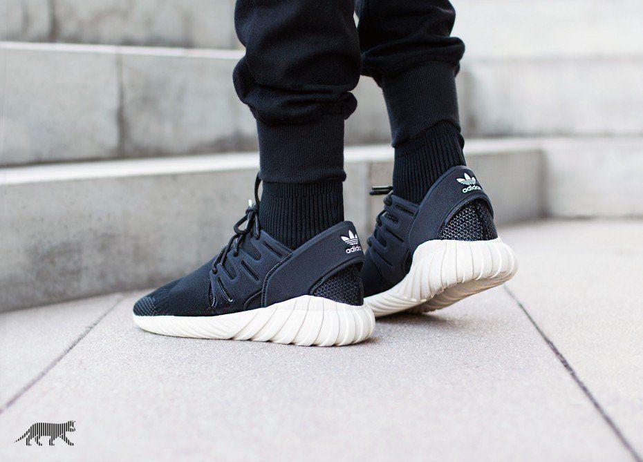 Adidas Tubular Doom Primeknit Noir