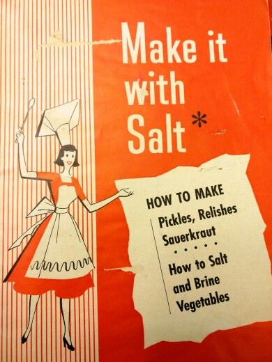 Make it with Salt!