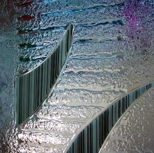 Best Etched Glass Designs Stairs Pinned By Www Modlar Com 400 x 300
