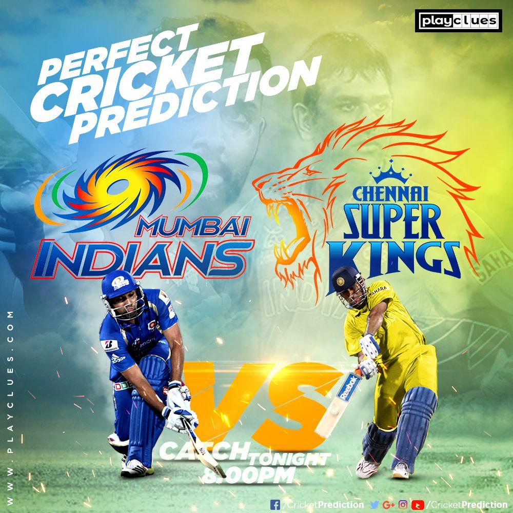 CSK vs MI 7th May Cricket poster, Cricket, Mi vs