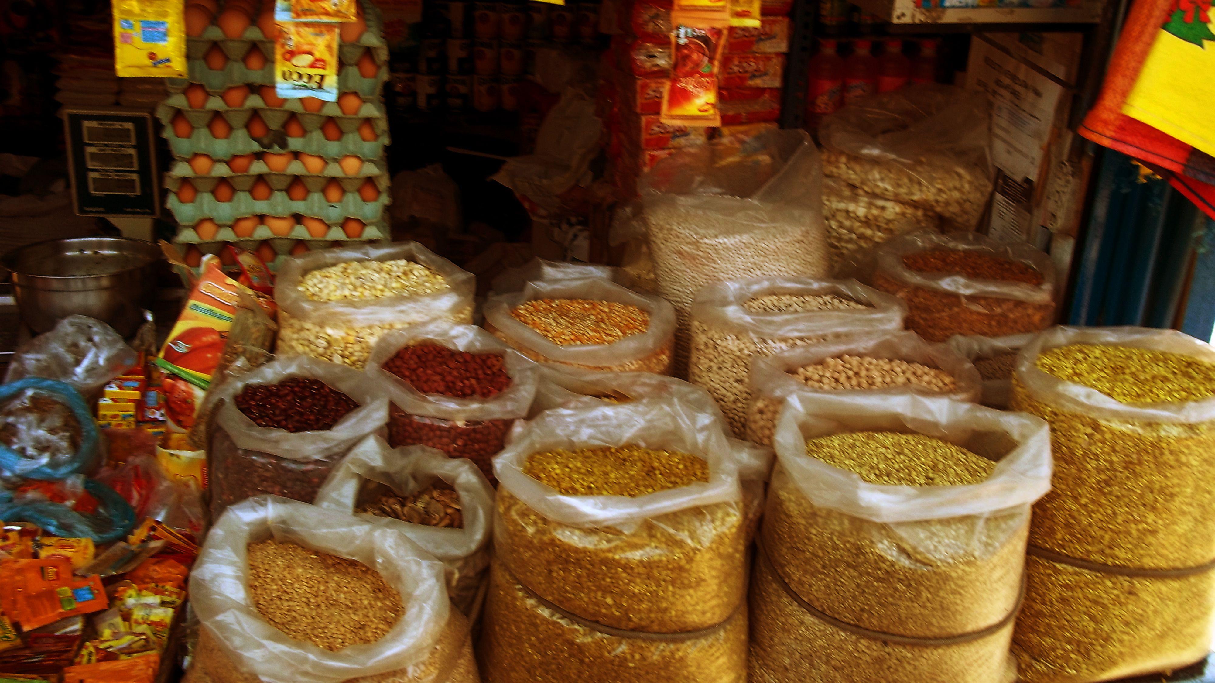 Granos Mercado Lima 1