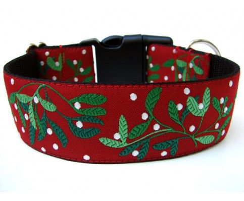 """Gorgeous holiday collar, 1.5"""" wide"""