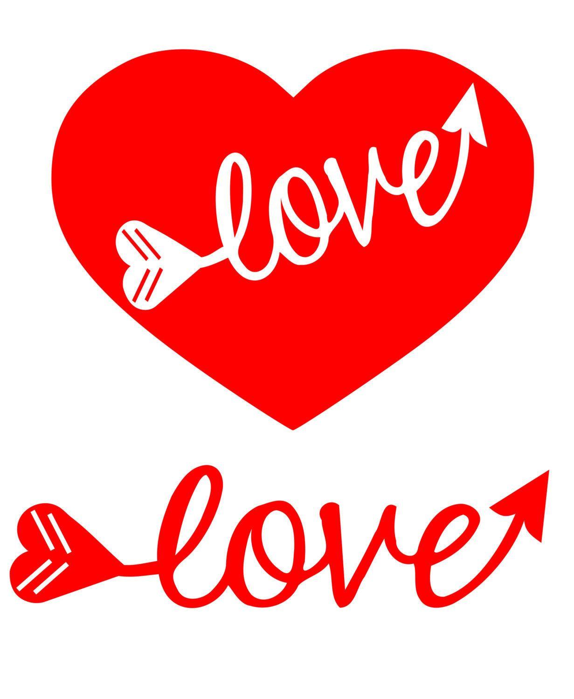 Download Arrow heart svg, love heart arrow svg, valentine svg ...
