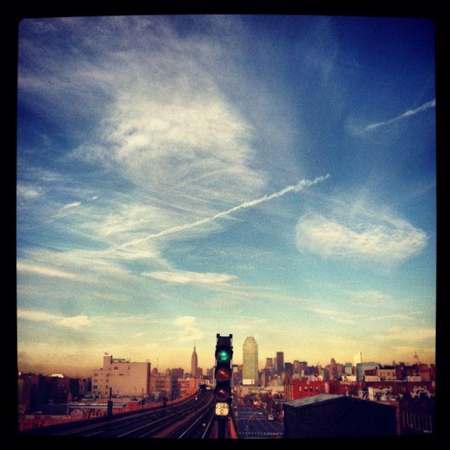 #Sunnyside #NYC #tinyhorizons