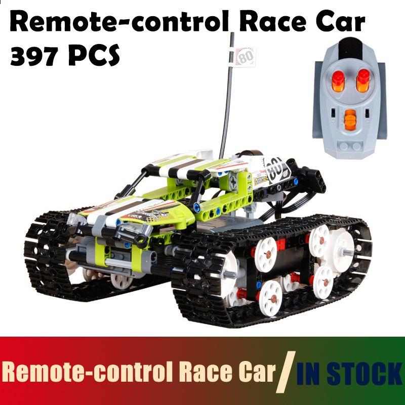 śledź Zdalnie Sterowane Klocki Wyścigowe Klocki Zabawki Dla Dzieci