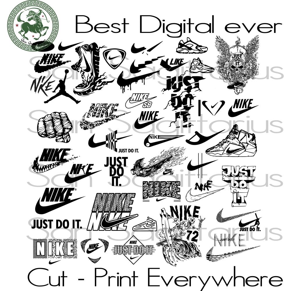 Pin on Nike logo vector