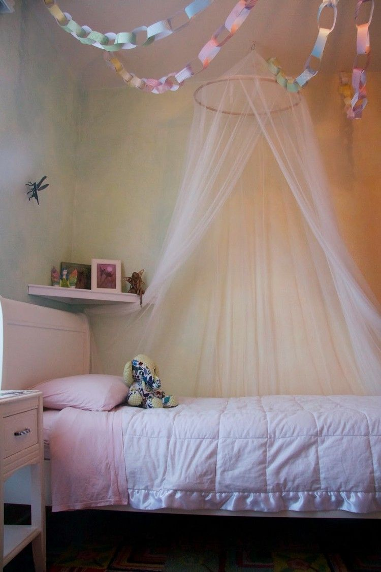 Diy Baldachin Kinderzimmer Tipps Selber Machen Kinderzimmer