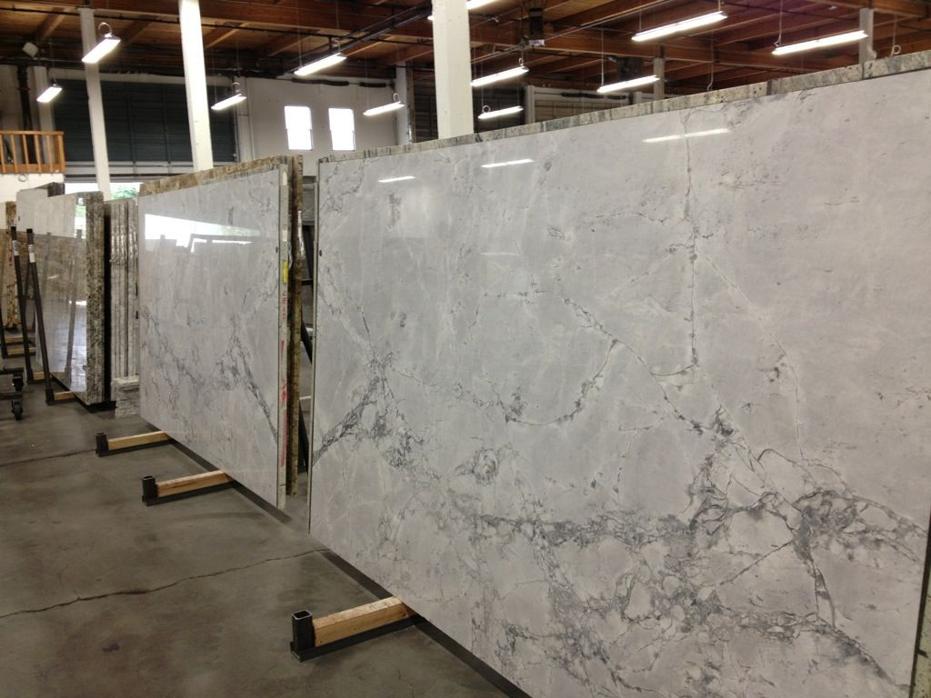 Great Easy To Care Grey Quartz Countertops   Http://www.hergertphotography.com