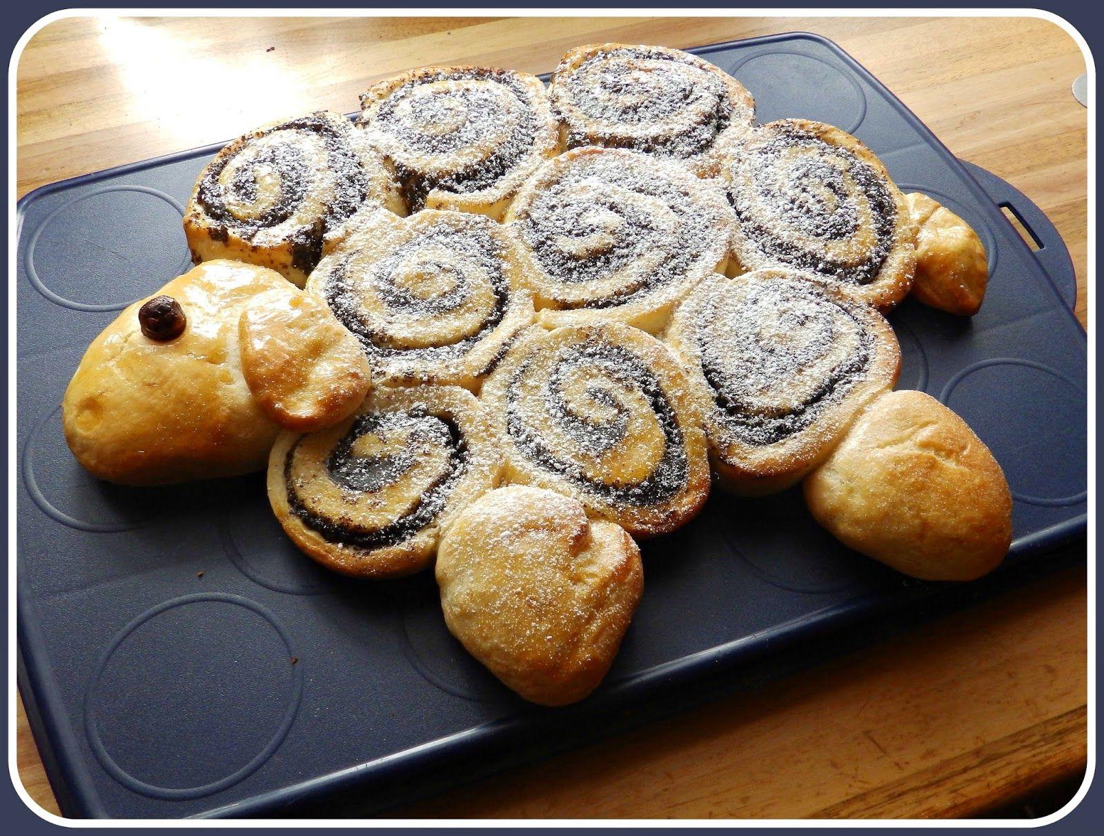 Mohni, das Hefeschaf | Lebensmittel essen, Rezepte, Kuchen