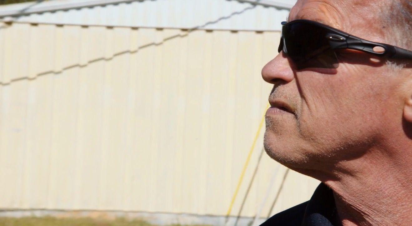 a9c5b8d1ba Oakley sunglasses worn by Arnold Schwarzenegger in SABOTAGE (2014) #Oakley