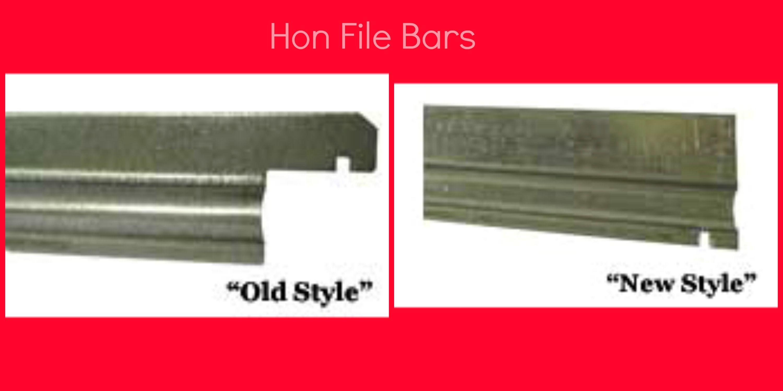 Hon Lateral File Bar Hon Bar Lateral File