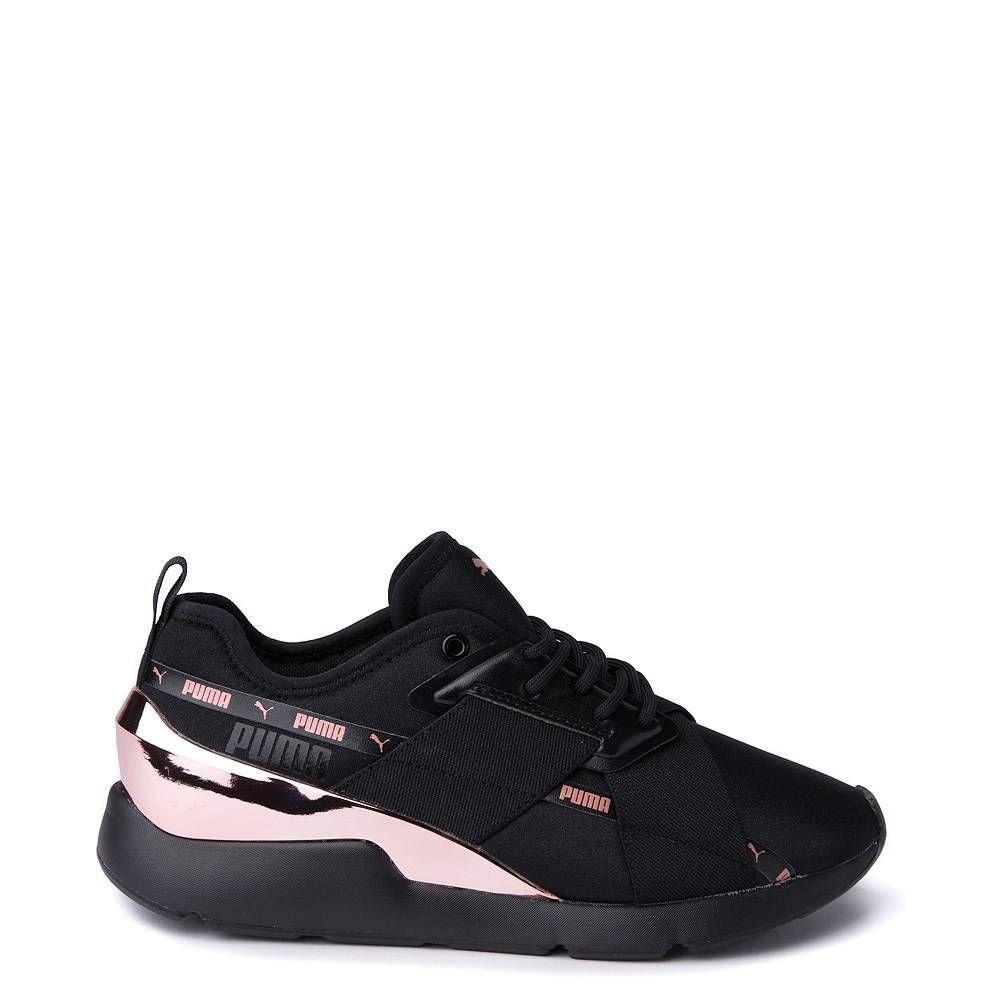 Womens Puma Muse X-2 Athletic Shoe
