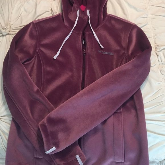 Purple Columbia jacket Brand new with tags! Jackets & Coats