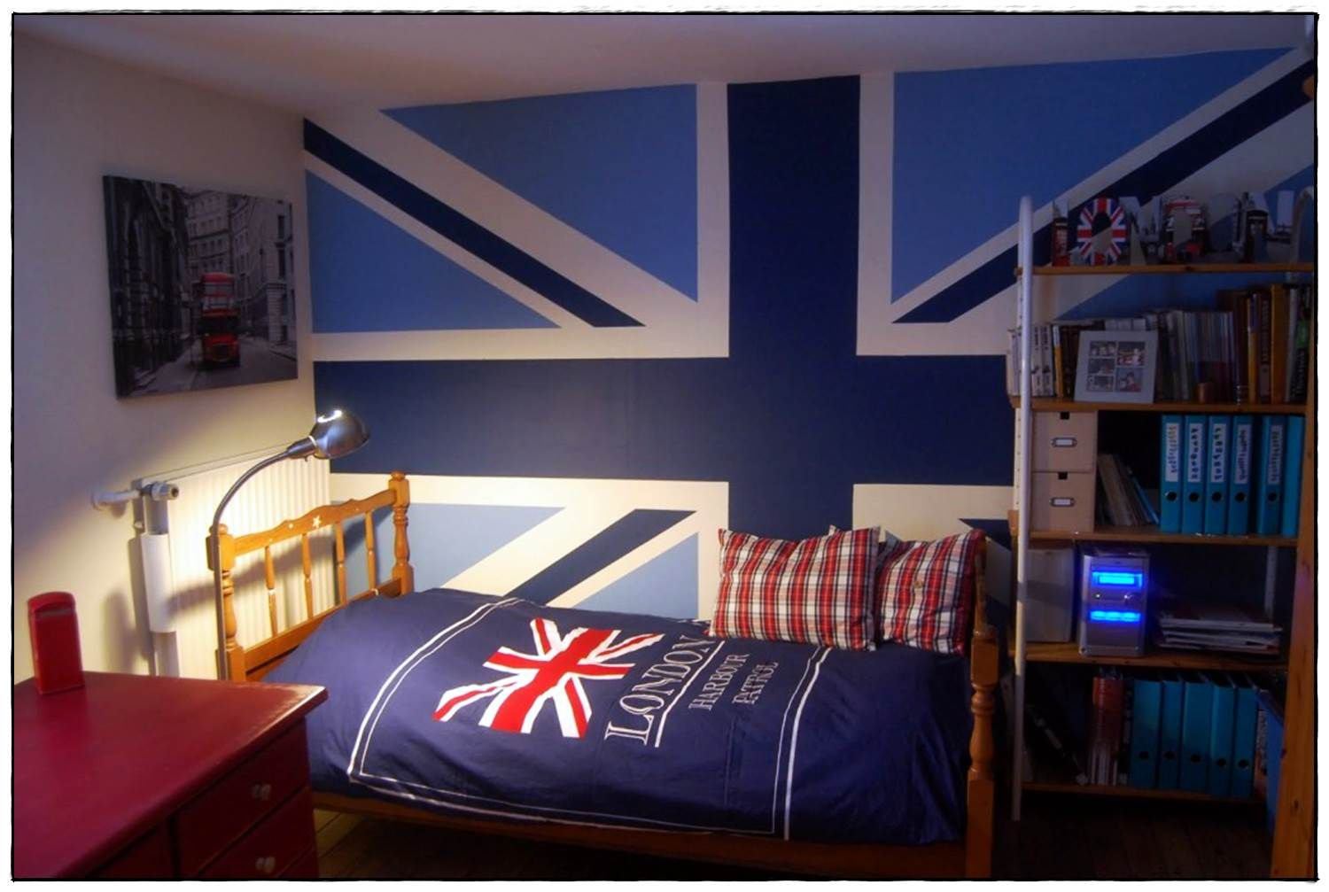 revger idee decoration chambre garcon