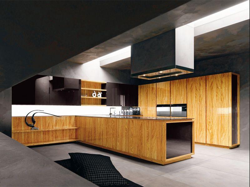 Innovative Wooden Element In Kitchen Interior Design Ideas Interior Design Room Interior Design Kitchen Interior Design Home