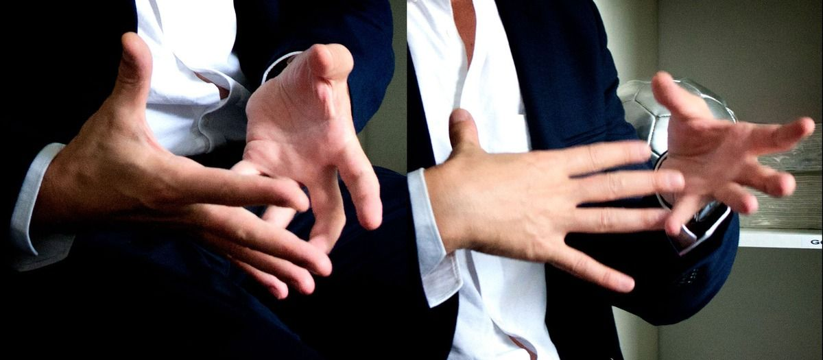 9 simple body language tips for your next job interview Body