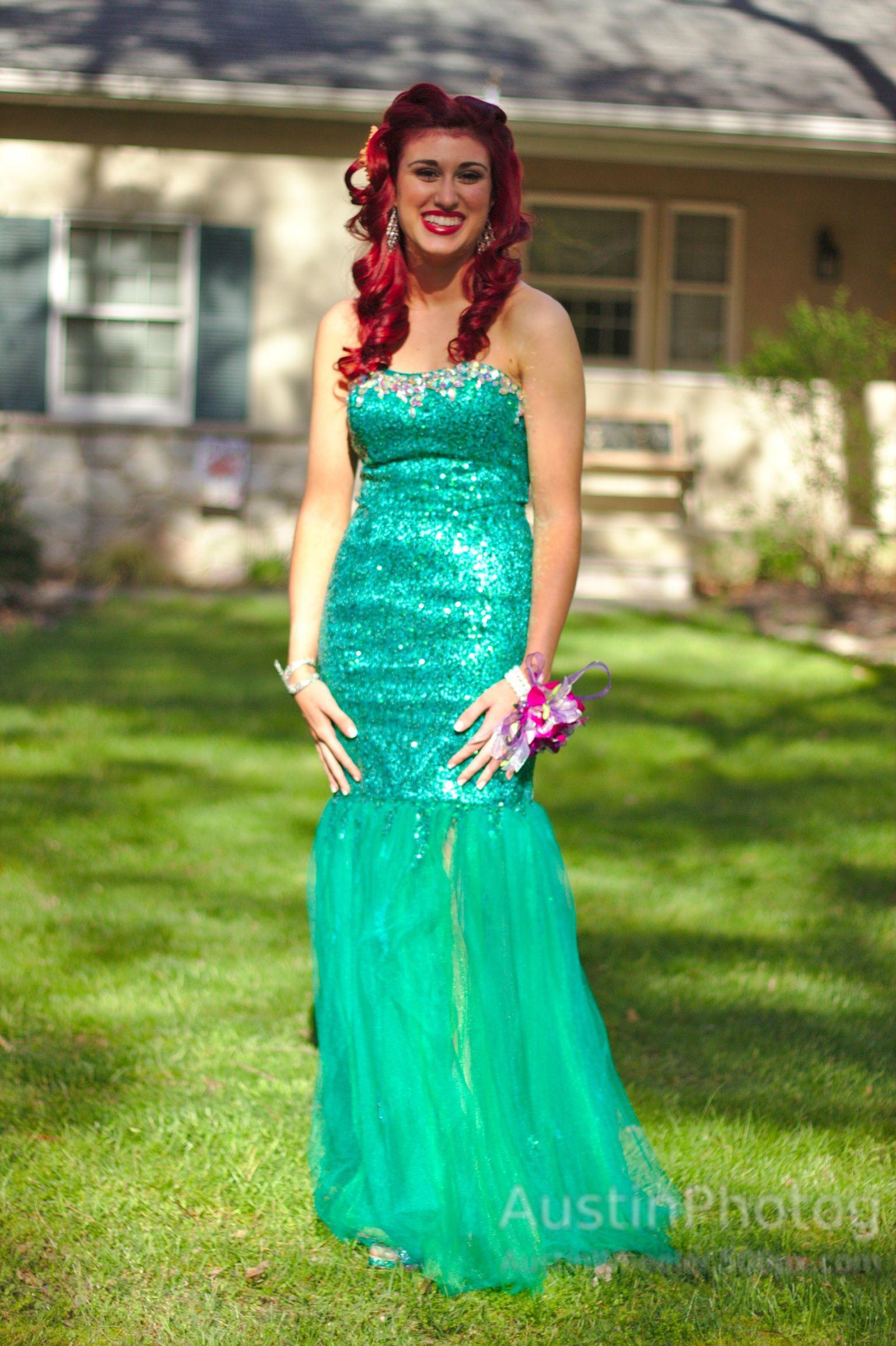 Ariel prom dresses - Fashion dresses
